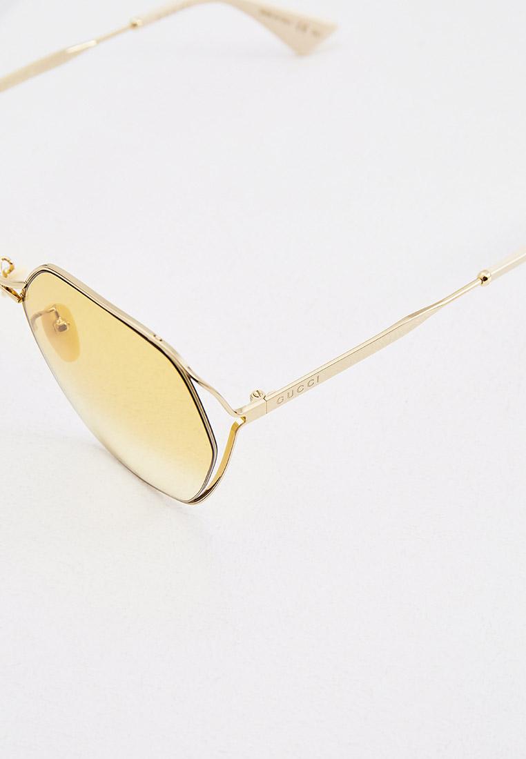 Женские солнцезащитные очки Gucci (Гуччи) GG0818SA: изображение 15