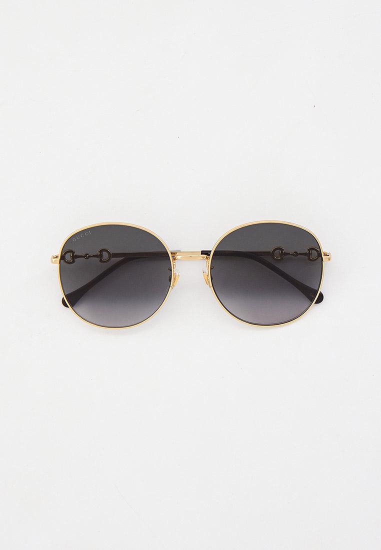 Женские солнцезащитные очки Gucci (Гуччи) GG0881SA