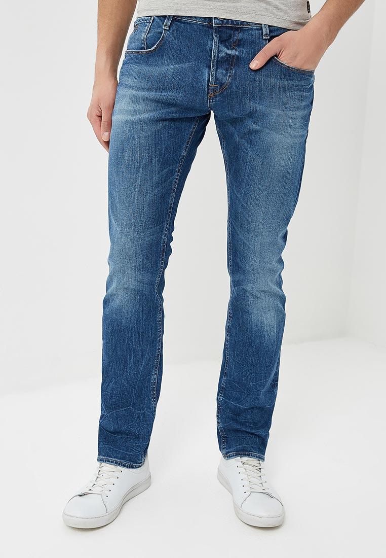 Мужские прямые джинсы Guess Jeans M82AS3 D1EQA: изображение 1