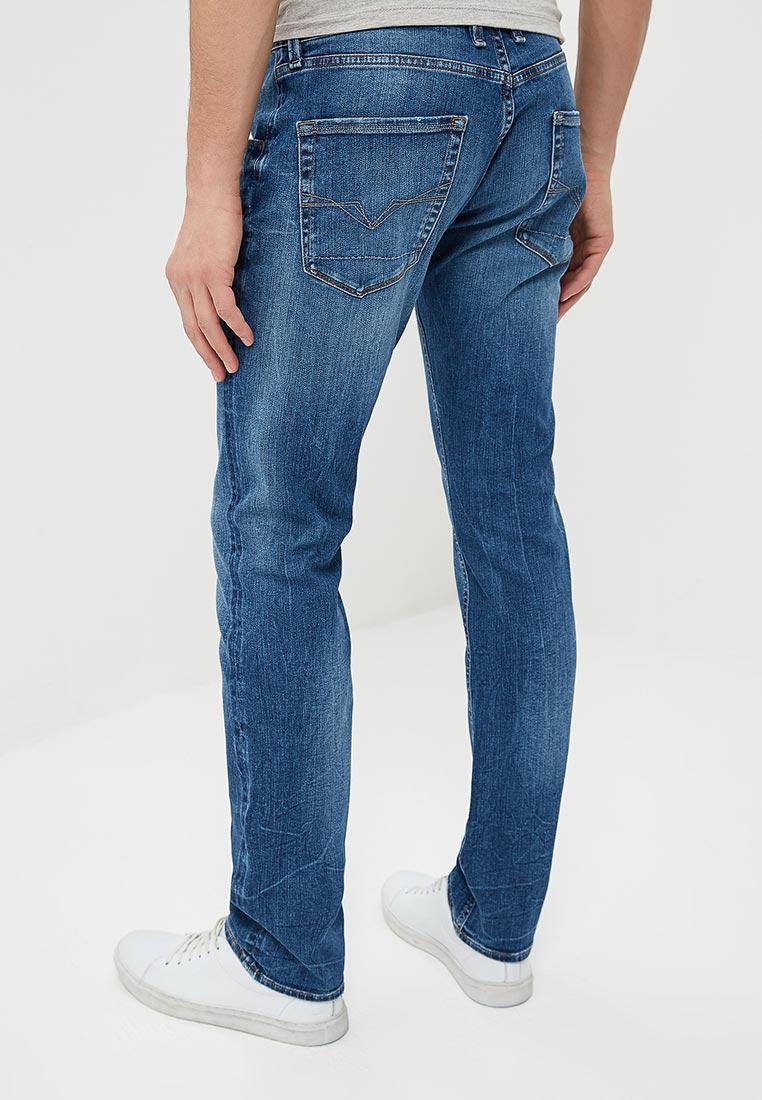 Мужские прямые джинсы Guess Jeans M82AS3 D1EQA: изображение 3