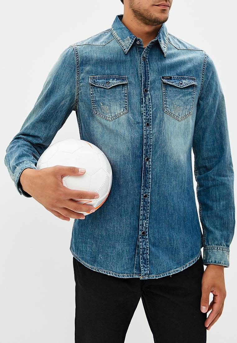 Рубашка Guess Jeans M83H02 D37U0