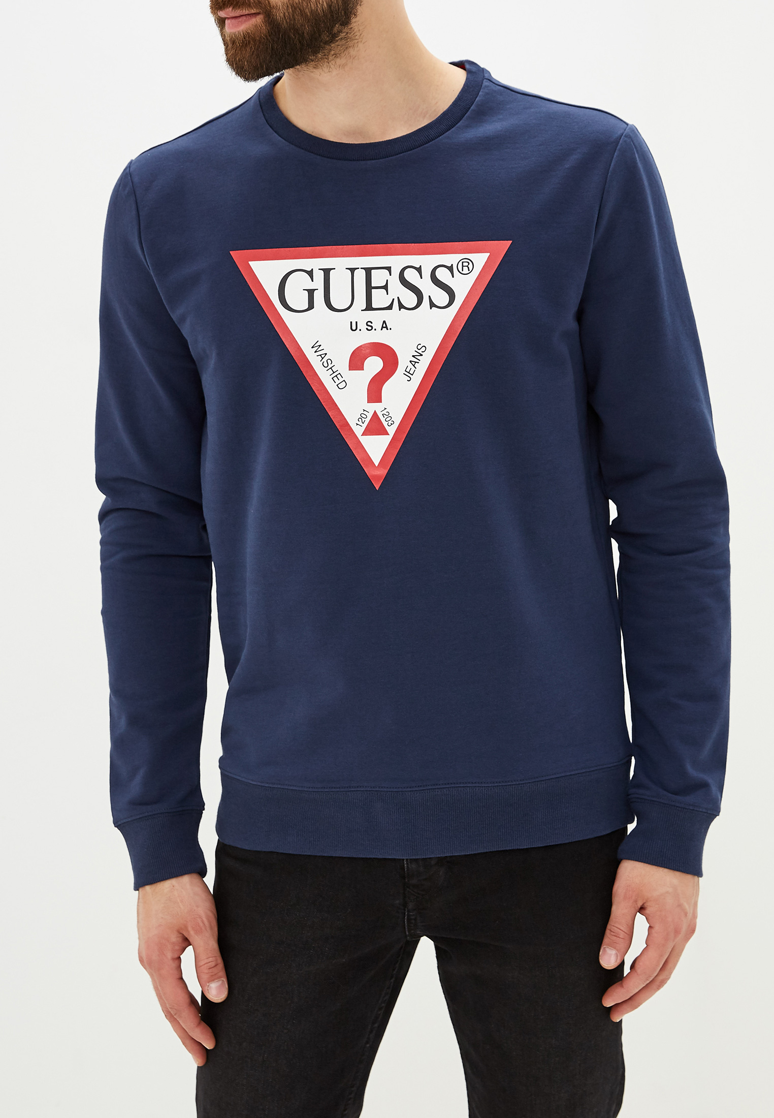 Свитер Guess Jeans M94Q24 K7ON0