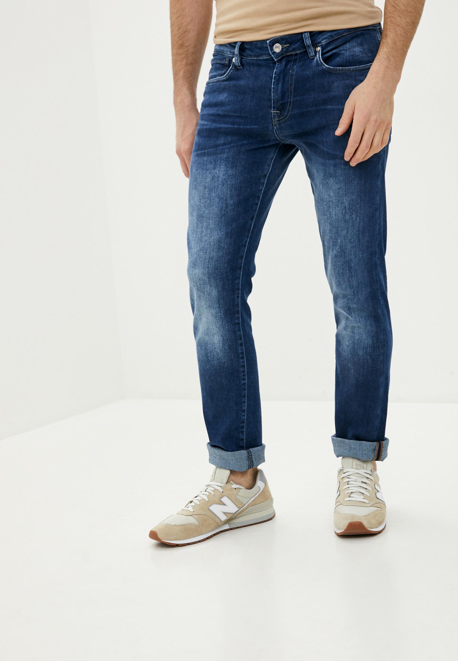 Мужские прямые джинсы Guess Jeans M02AN2 D3ZL1