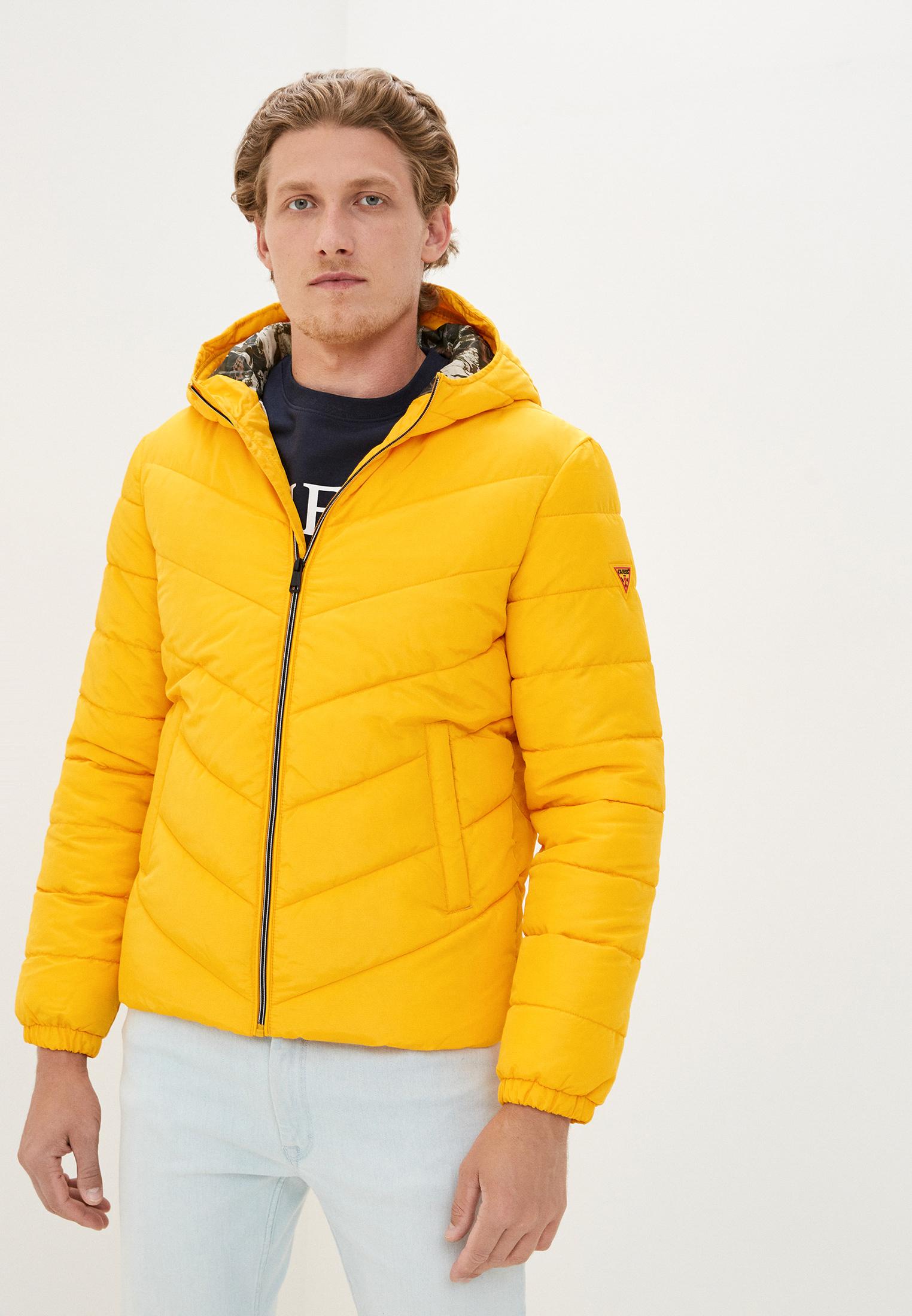 Утепленная куртка Guess Jeans M0YL45 WD2T0