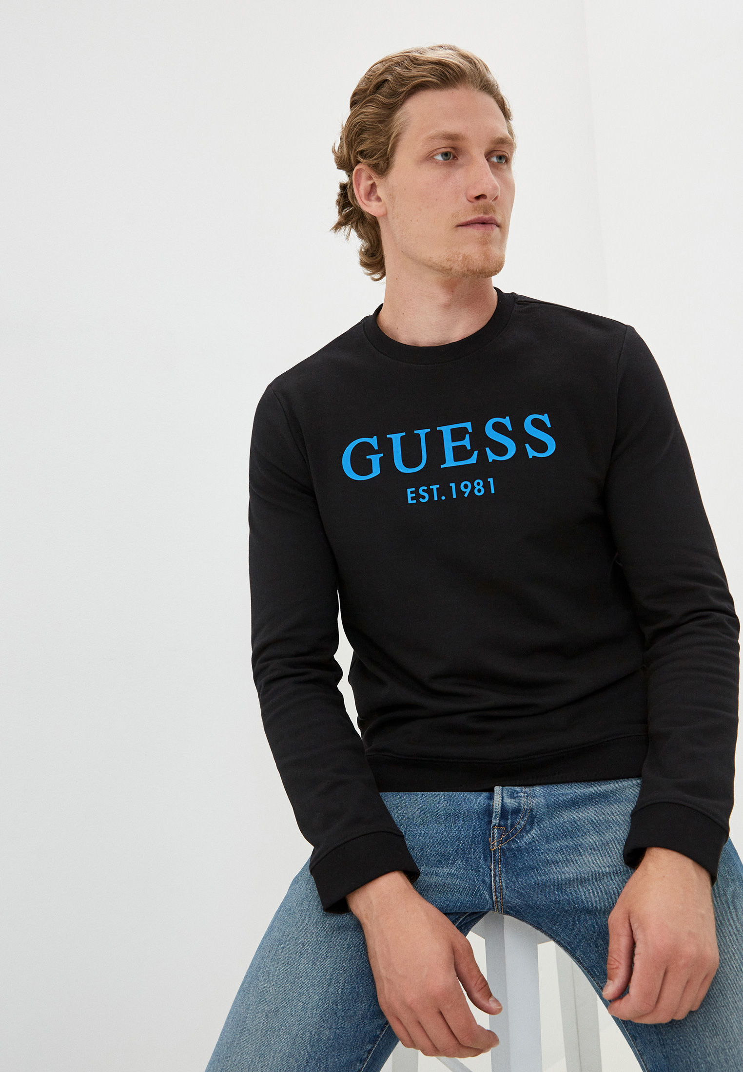 Свитер Guess Jeans M0YQ31 K7ON0