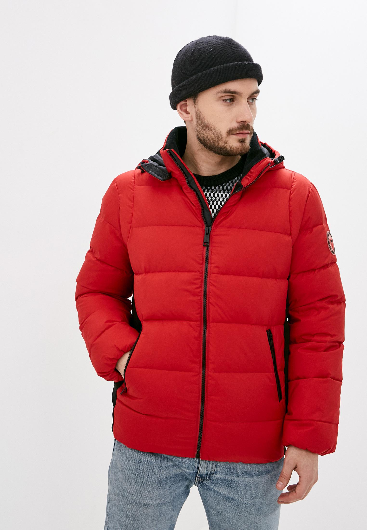 Утепленная куртка Guess Jeans M0BL67 WDA80