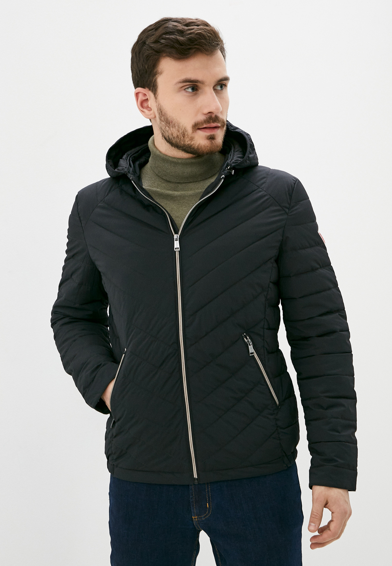 Куртка Guess Jeans M1RL15 WDN20