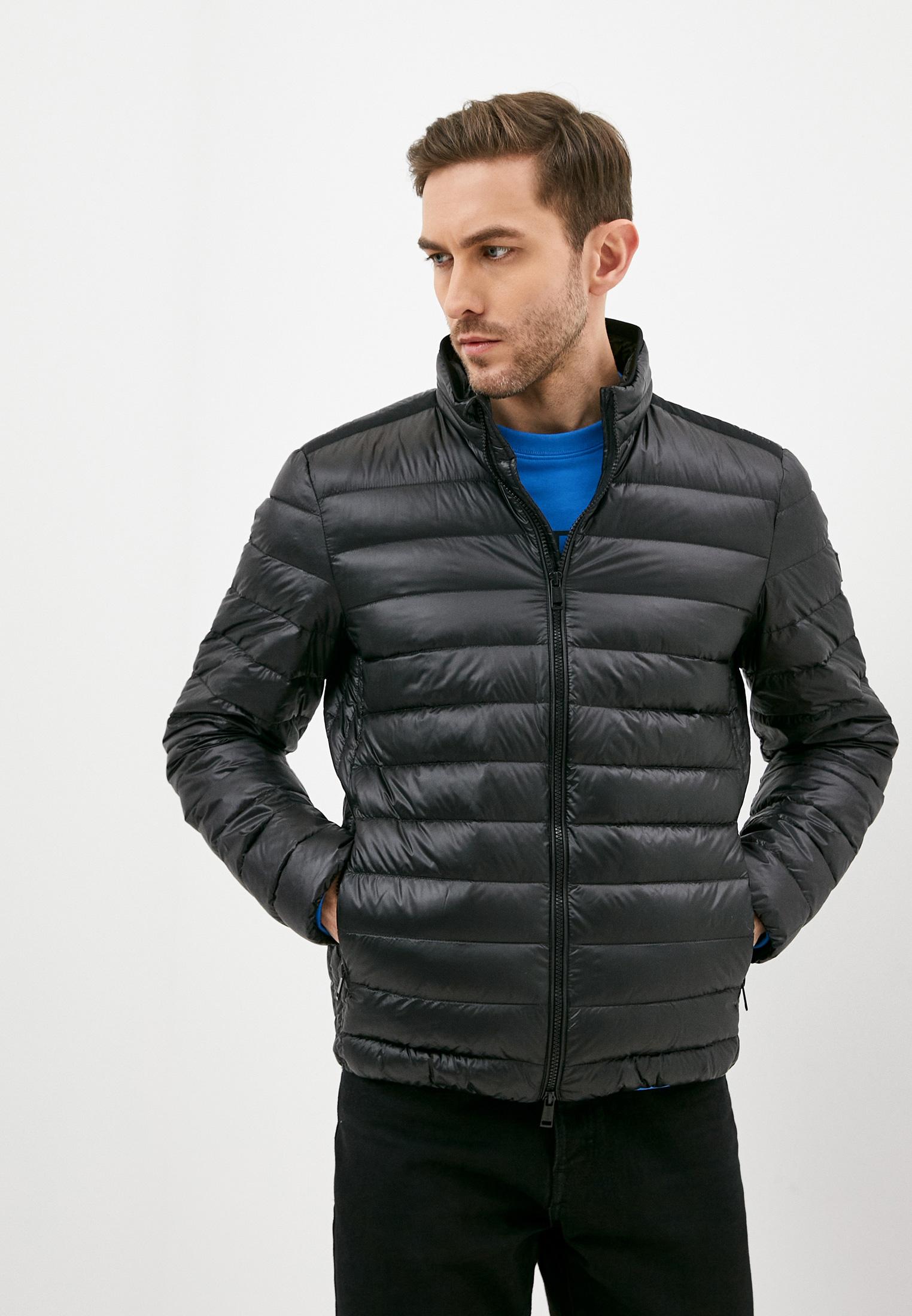 Утепленная куртка Guess Jeans M1RL47 WDQ50