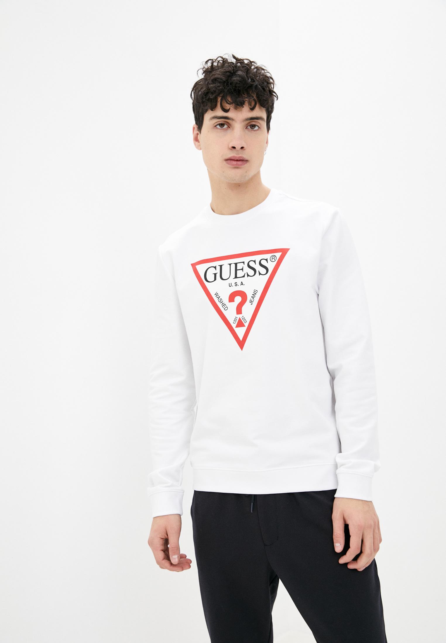 Мужские свитшоты Guess Jeans M1RQ37 K6ZS1