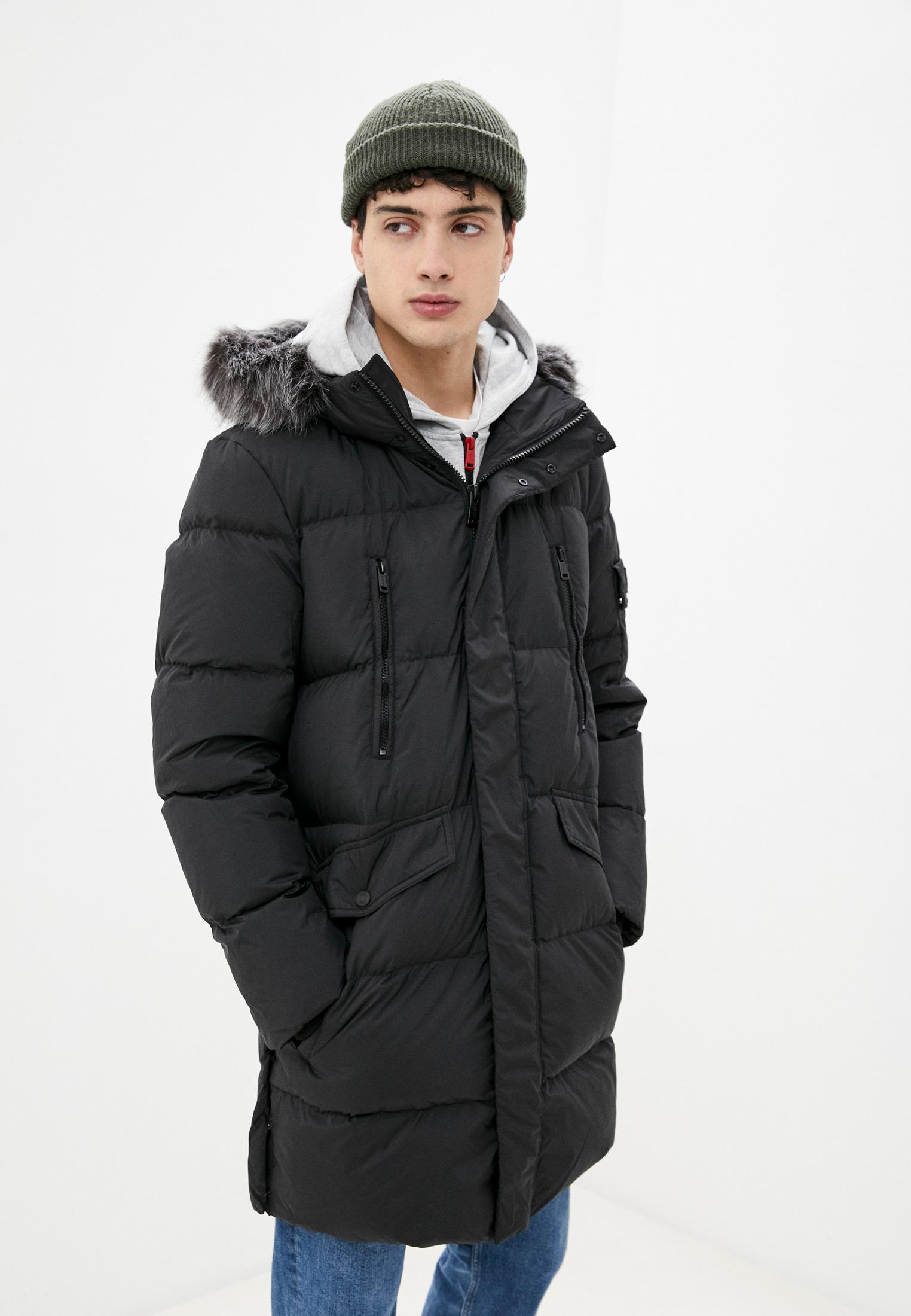 Утепленная куртка Guess Jeans M0BL54 WDA80