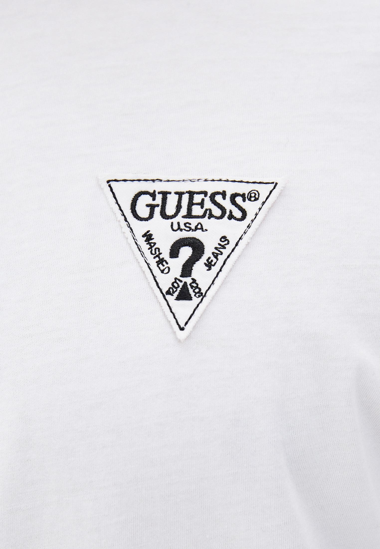 Футболка с коротким рукавом Guess Jeans M1GI56 K8HM0: изображение 3