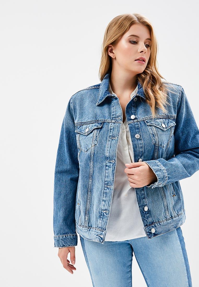 Джинсовая куртка Guess Jeans w83n03 d38d0