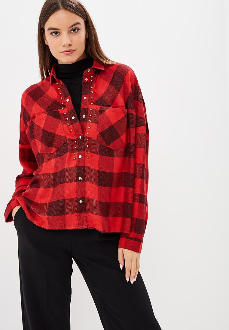 Женские рубашки с длинным рукавом Guess Jeans w84h54 waos0