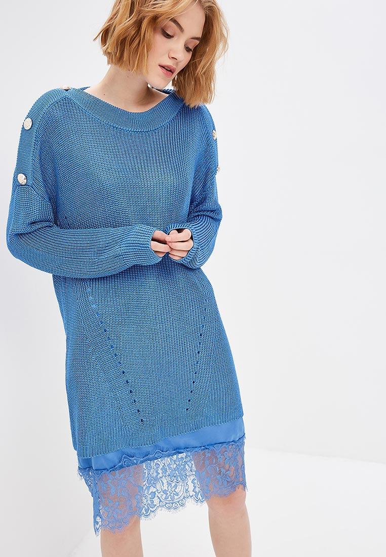 Вязаное платье Guess Jeans W91K92 Z0PM1