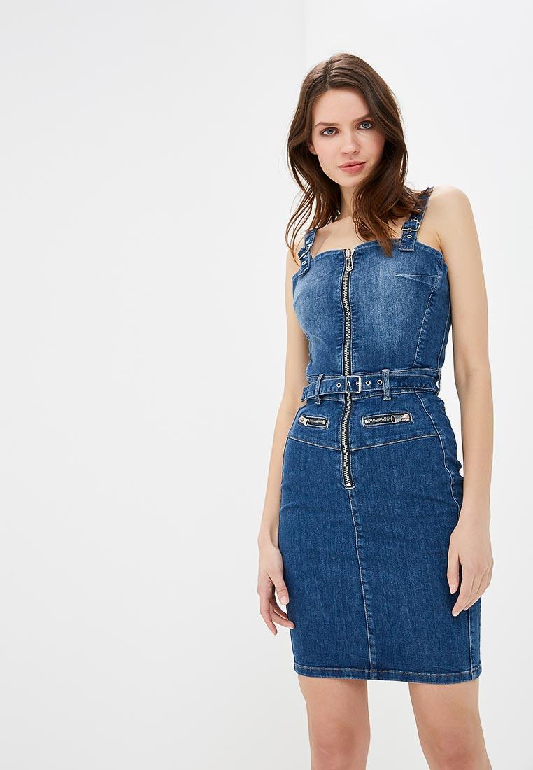 Сарафан Guess Jeans W91K13 D3HF0