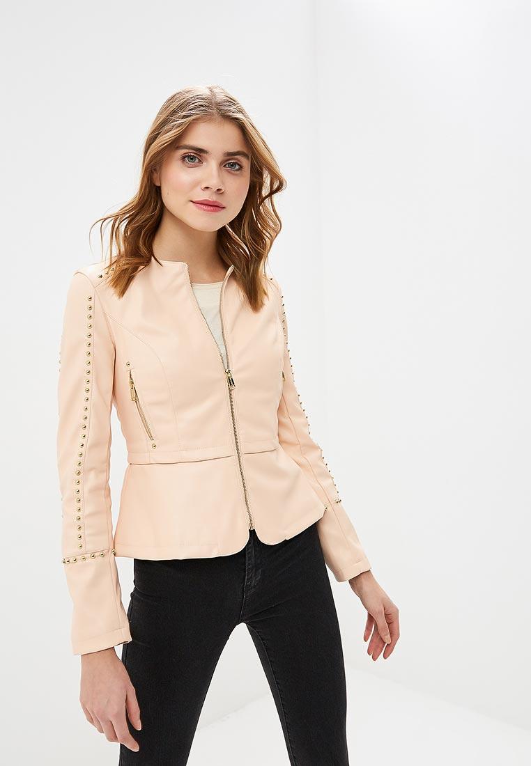 Кожаная куртка Guess Jeans W91L67 WAEI0