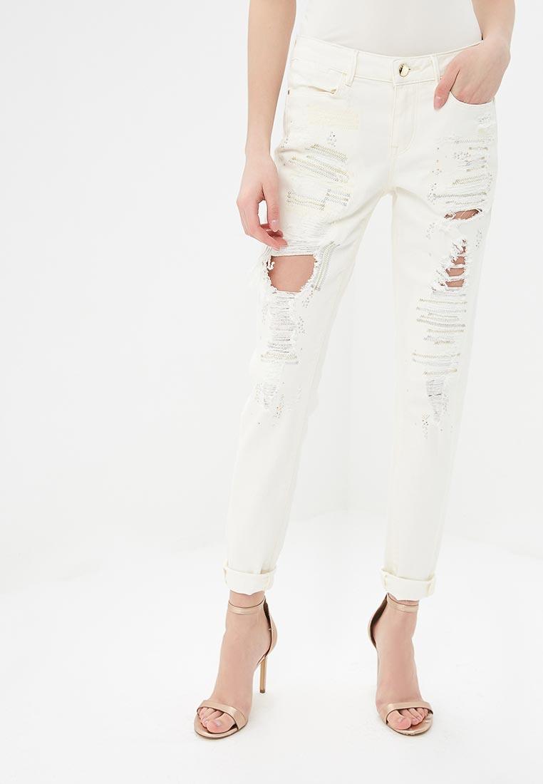 Зауженные джинсы Guess Jeans W92A03 D2G6C