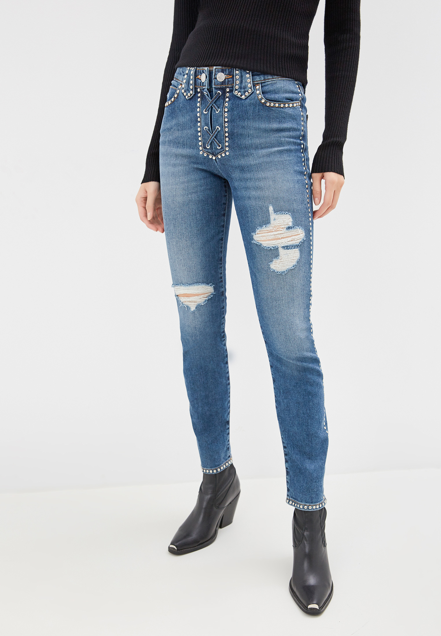 Прямые джинсы Guess Jeans w93a72 d3oj0