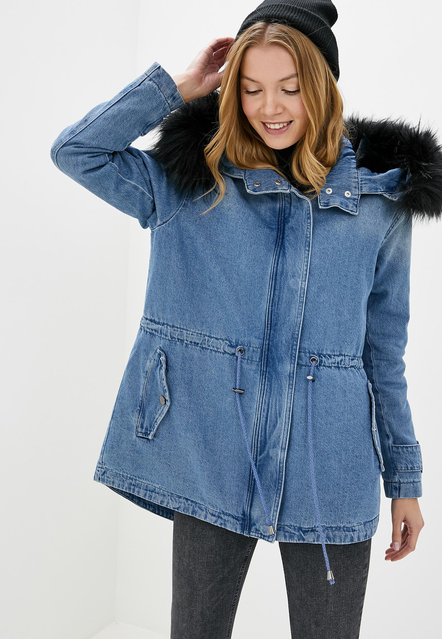 Джинсовая куртка Guess Jeans w94n65 d3ts0