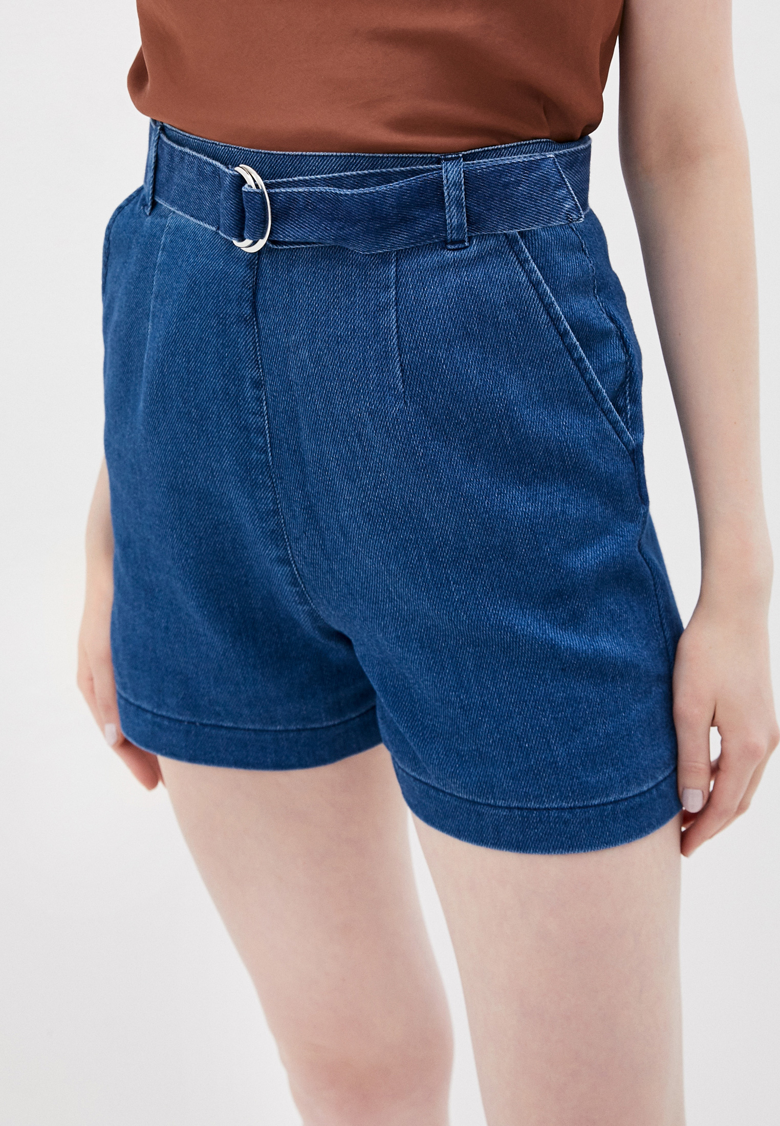 Женские джинсовые шорты Guess Jeans w02d40 d40c1