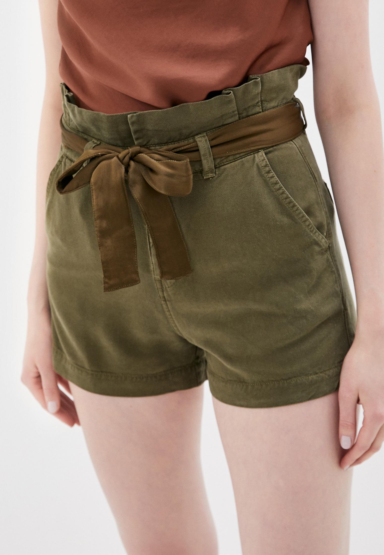 Женские повседневные шорты Guess Jeans W02D30 WCRT1