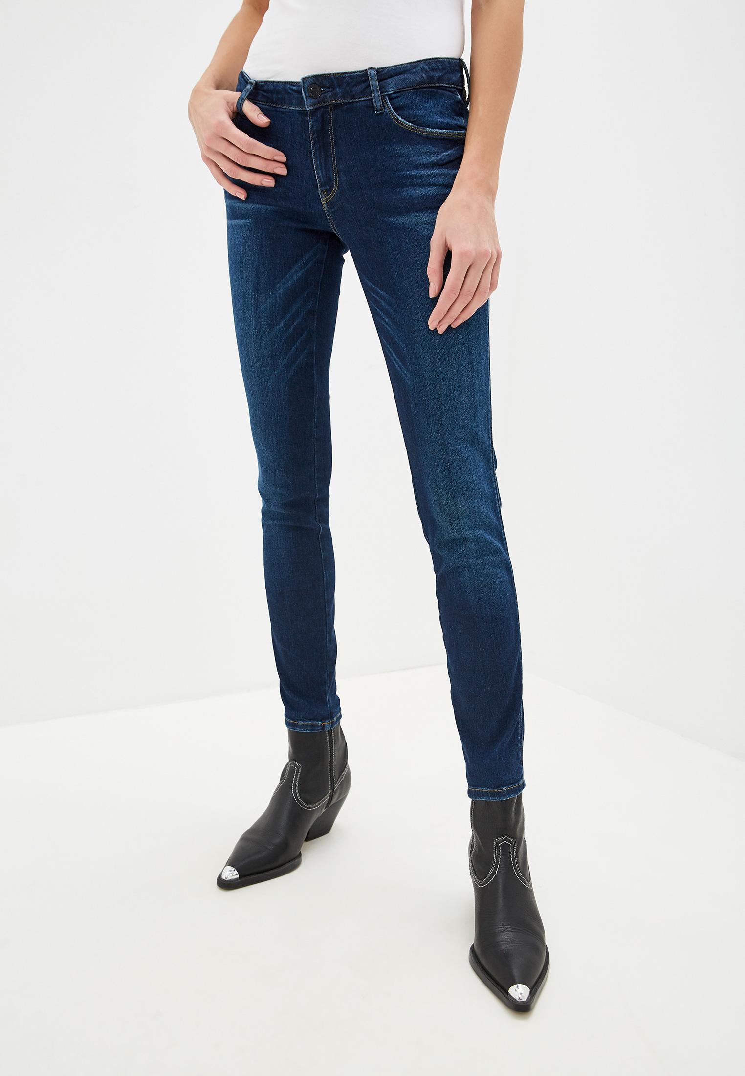 Зауженные джинсы Guess Jeans w01a37 d38r5