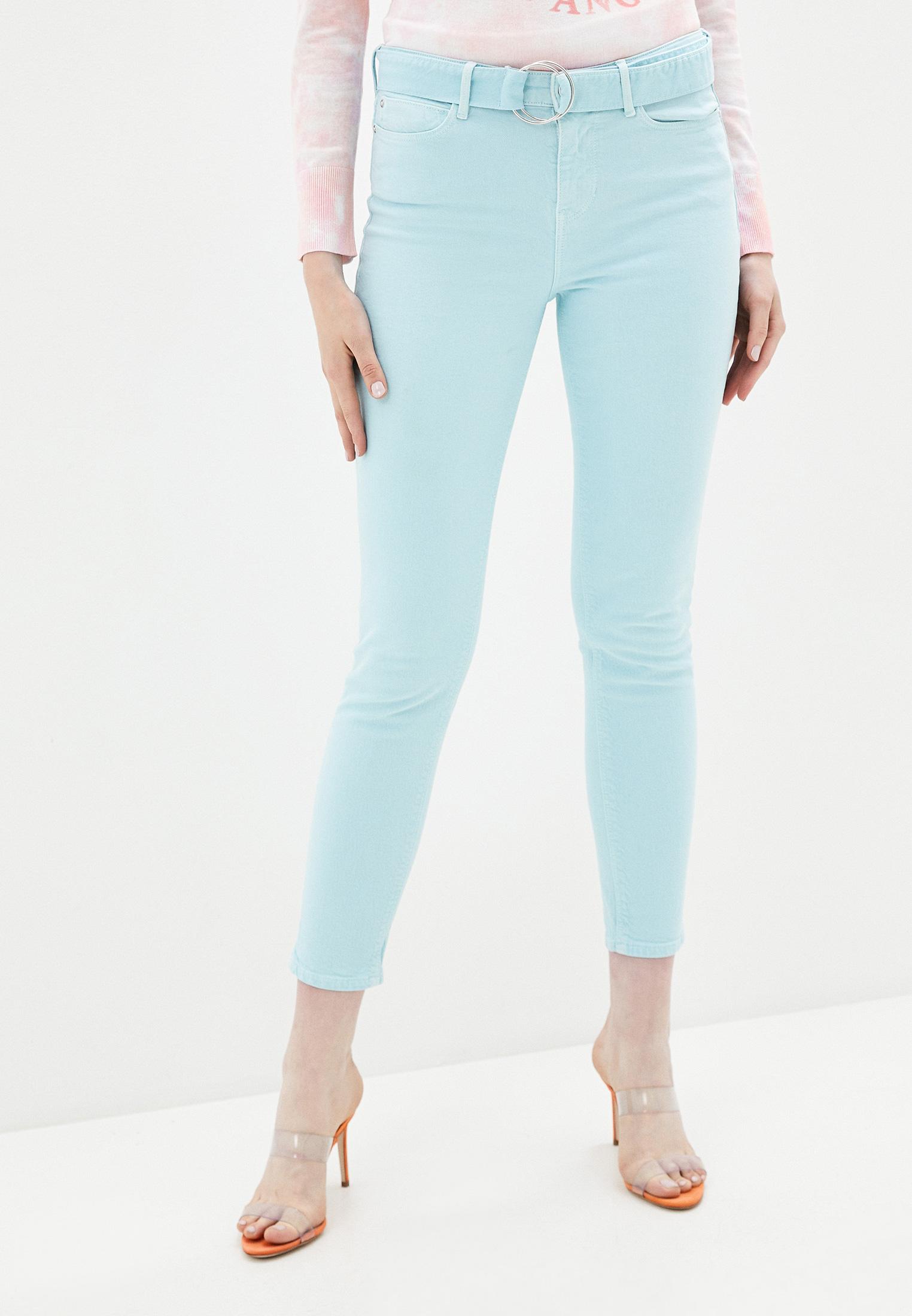 Зауженные джинсы Guess Jeans W02A29 D3XX2