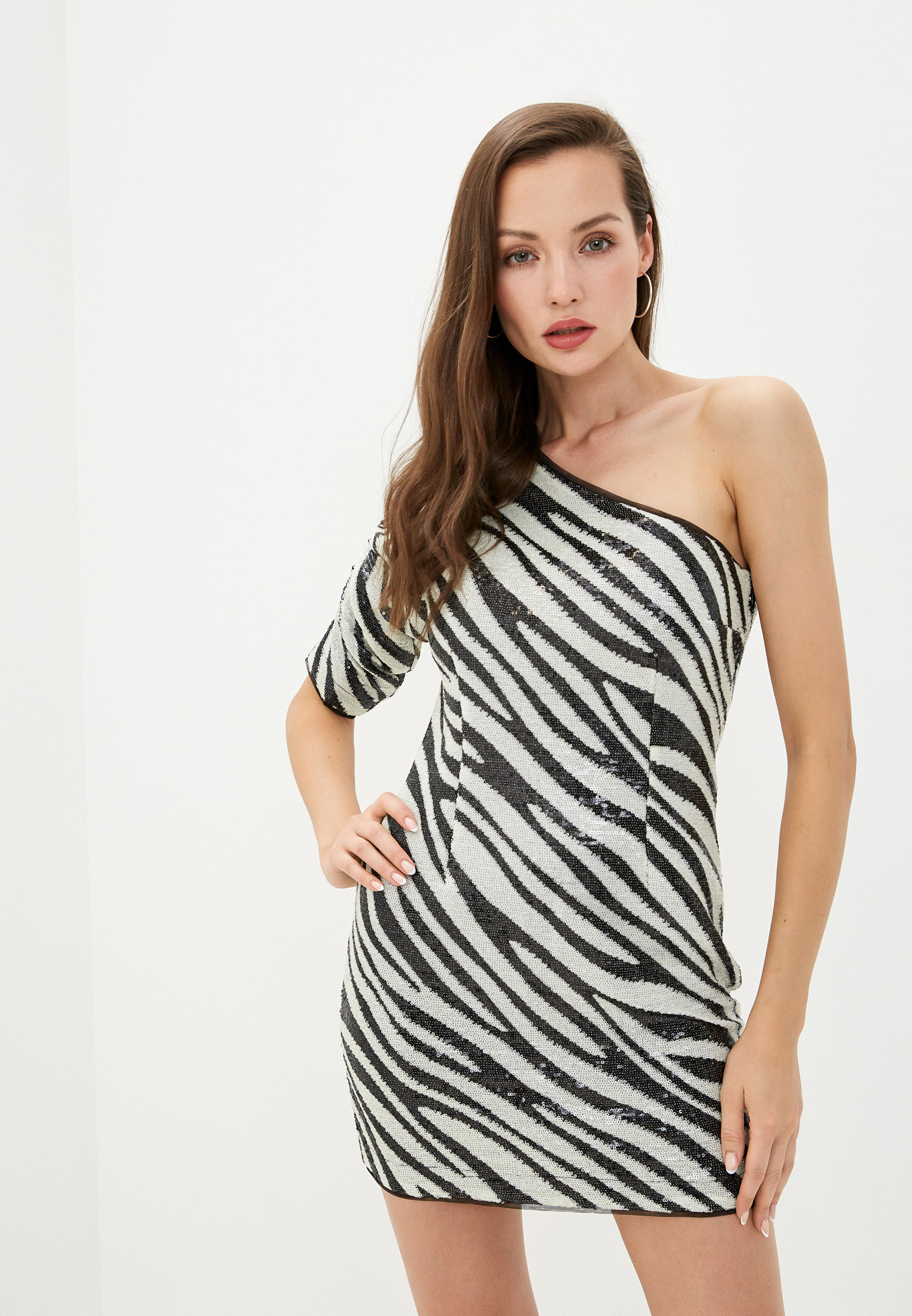Вечернее / коктейльное платье Guess Jeans W0YK0W K9X20
