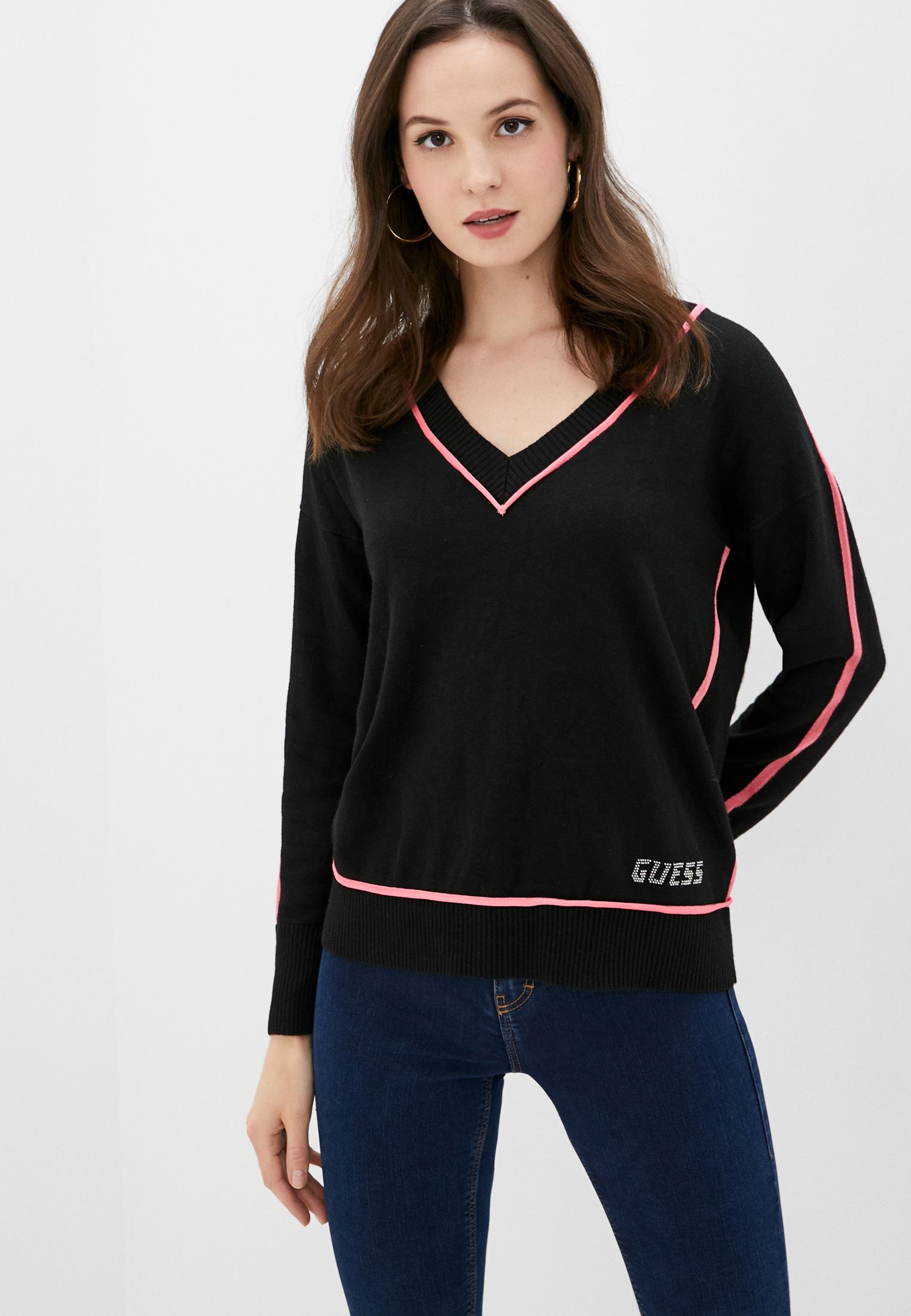 Пуловер Guess Jeans W0YR47 Z2G40