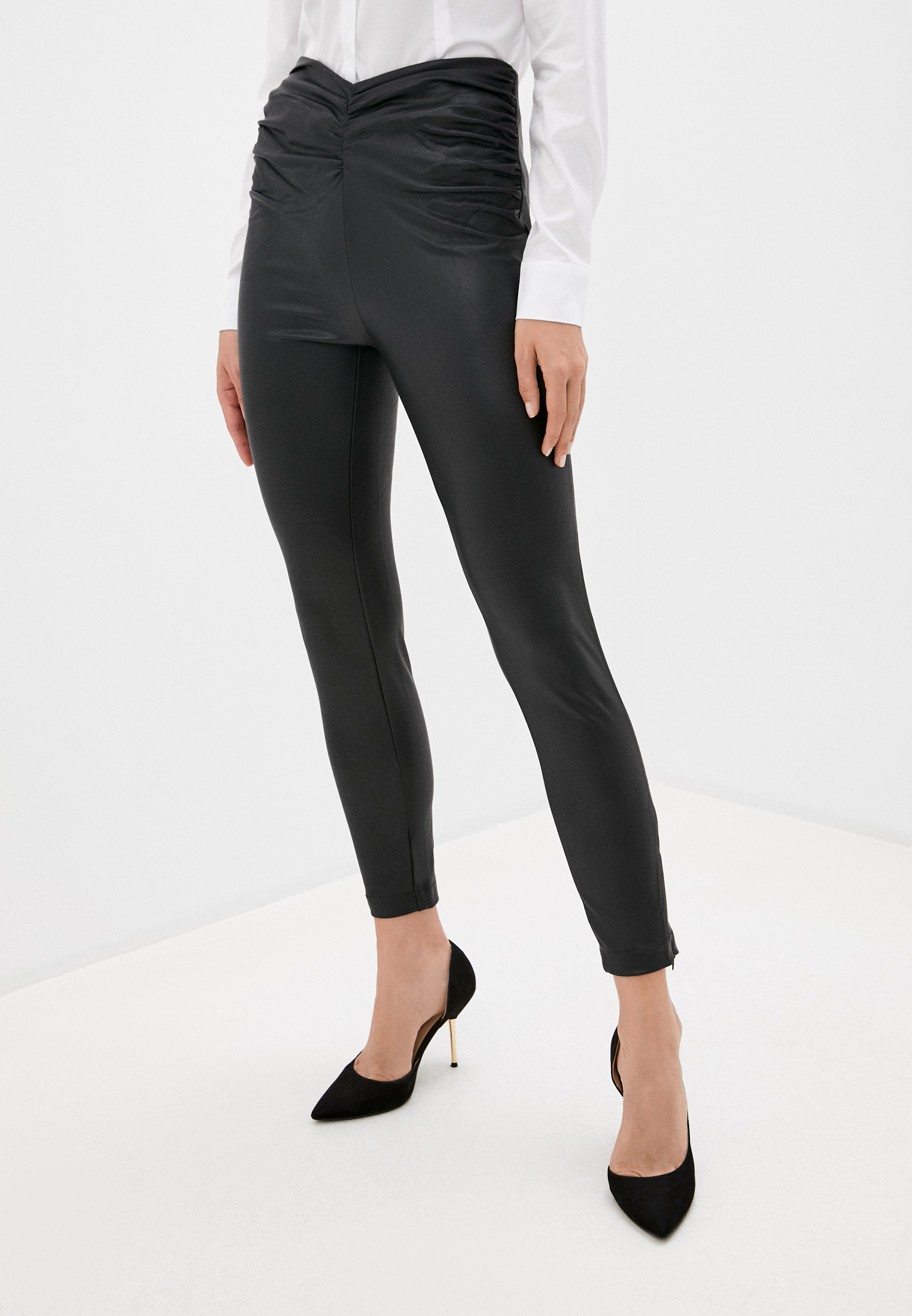 Женские леггинсы Guess Jeans W0YB65 WBG60