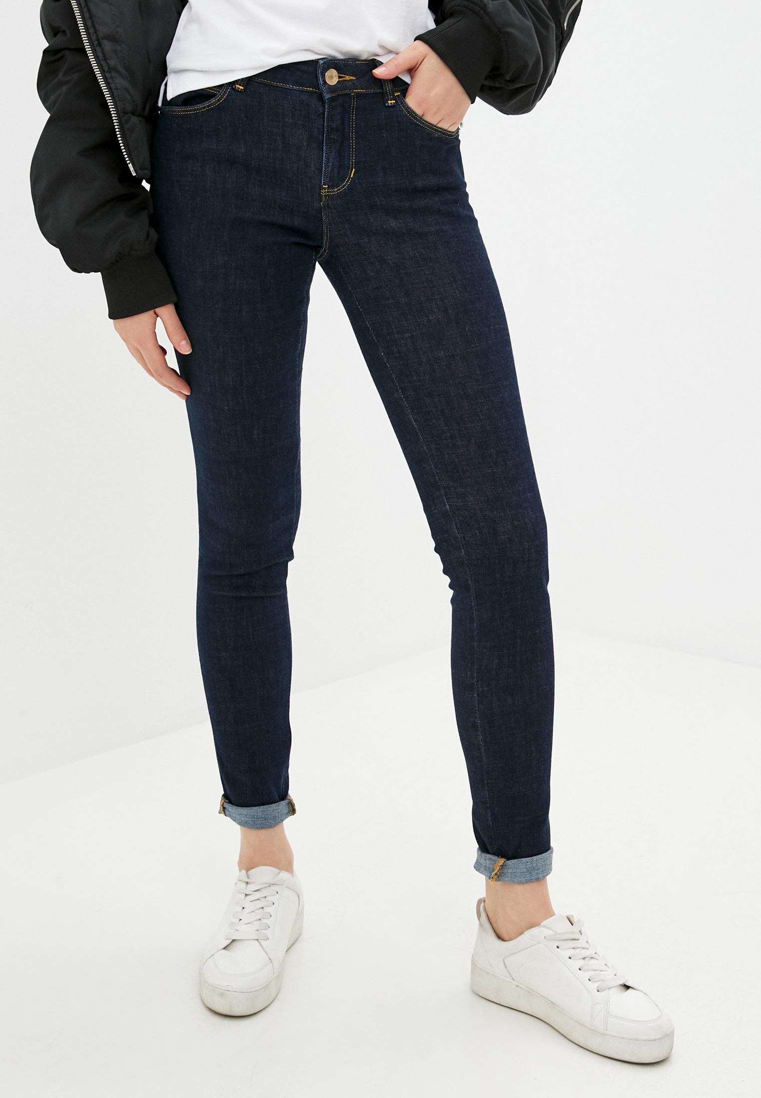 Зауженные джинсы Guess Jeans W1RAJ2 D4AK2