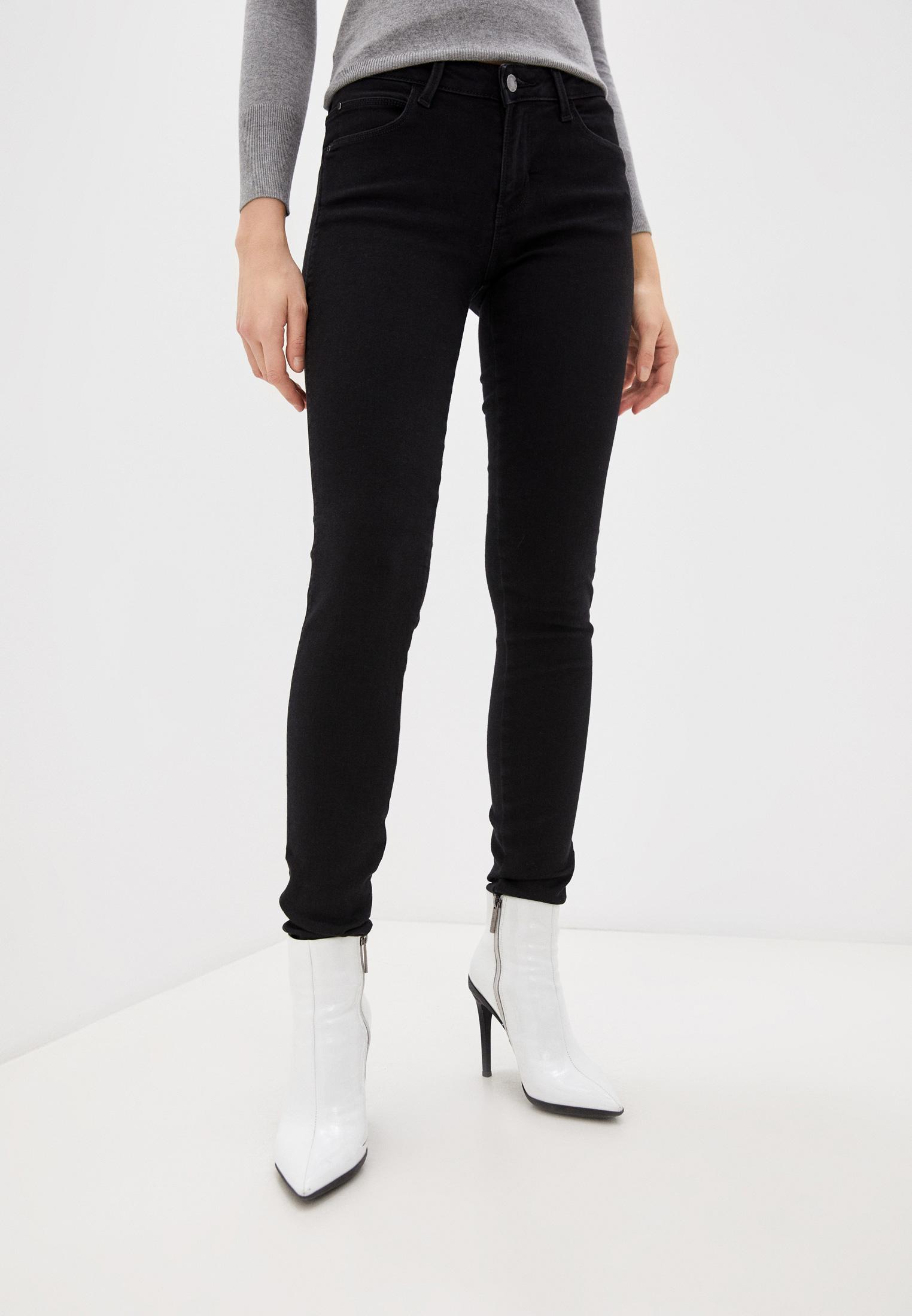Зауженные джинсы Guess Jeans W1RAJ2 D4B22