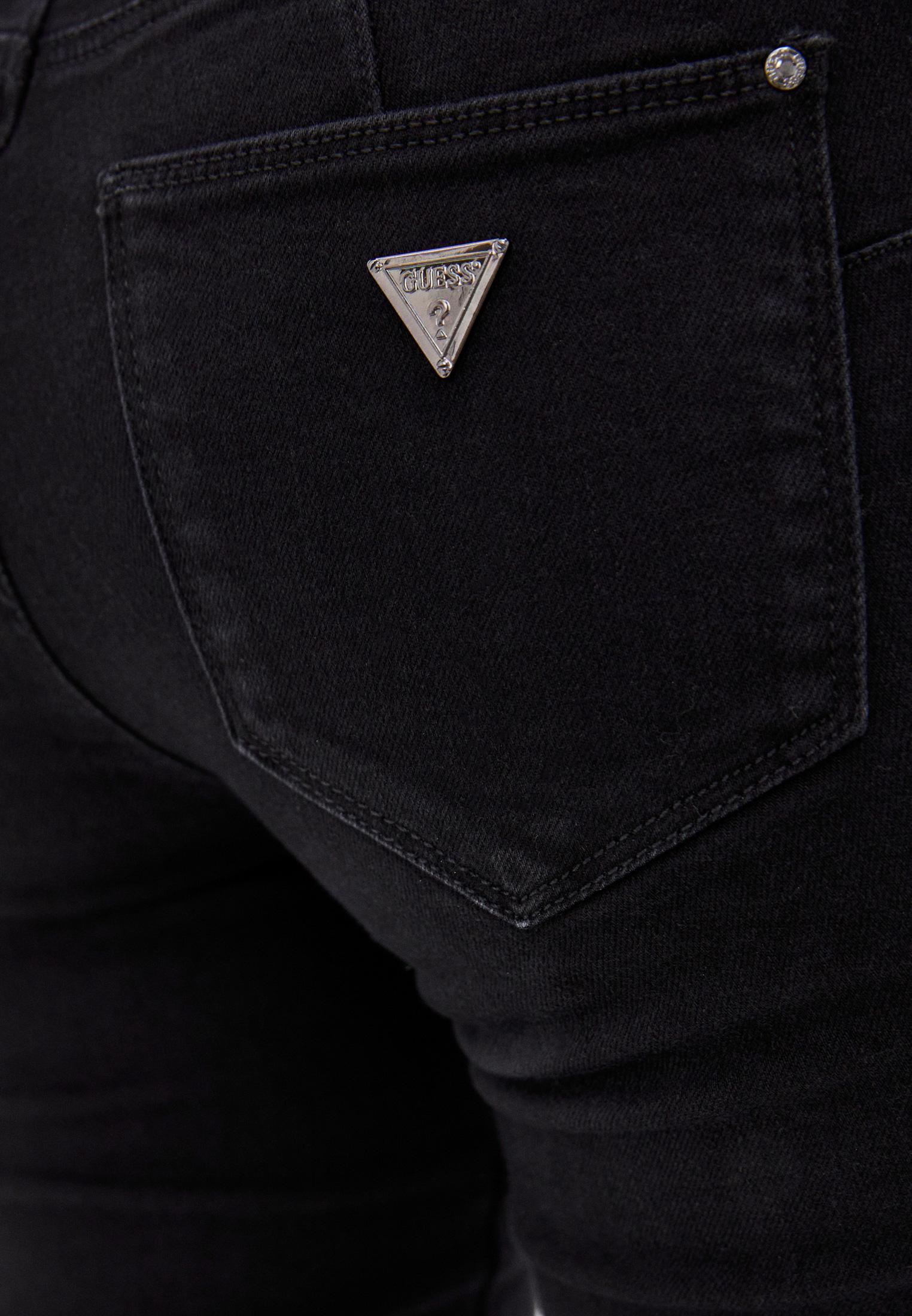 Зауженные джинсы Guess Jeans W1RAJ2 D4B22: изображение 4