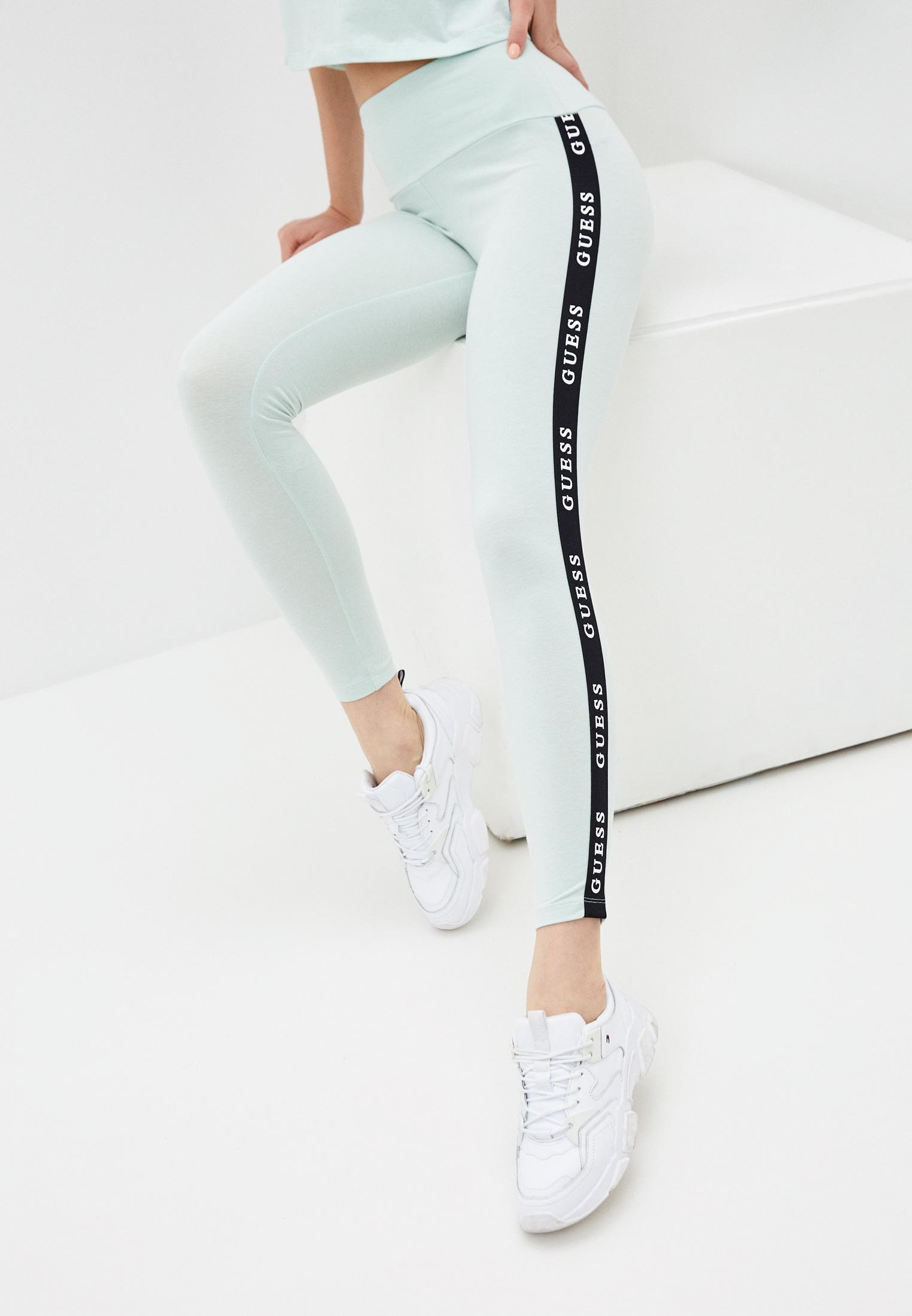 Женские леггинсы Guess Jeans O1GA08 KABR0