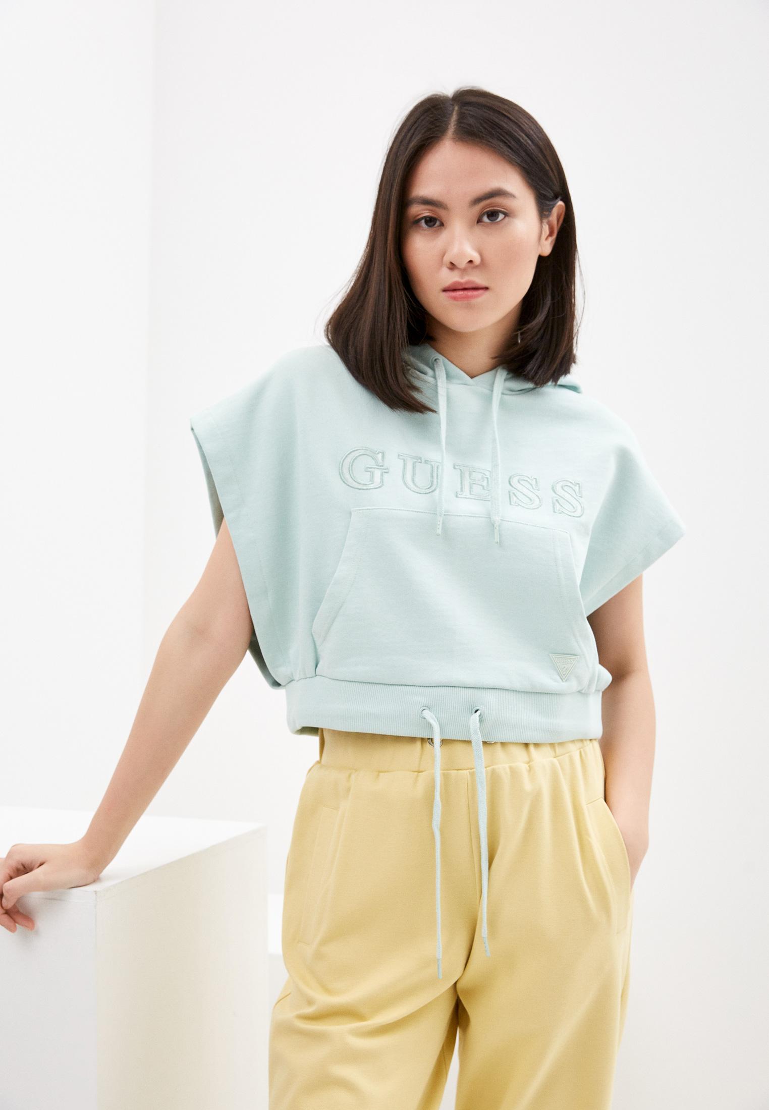 Женские худи Guess Jeans O1GA00 K68I1