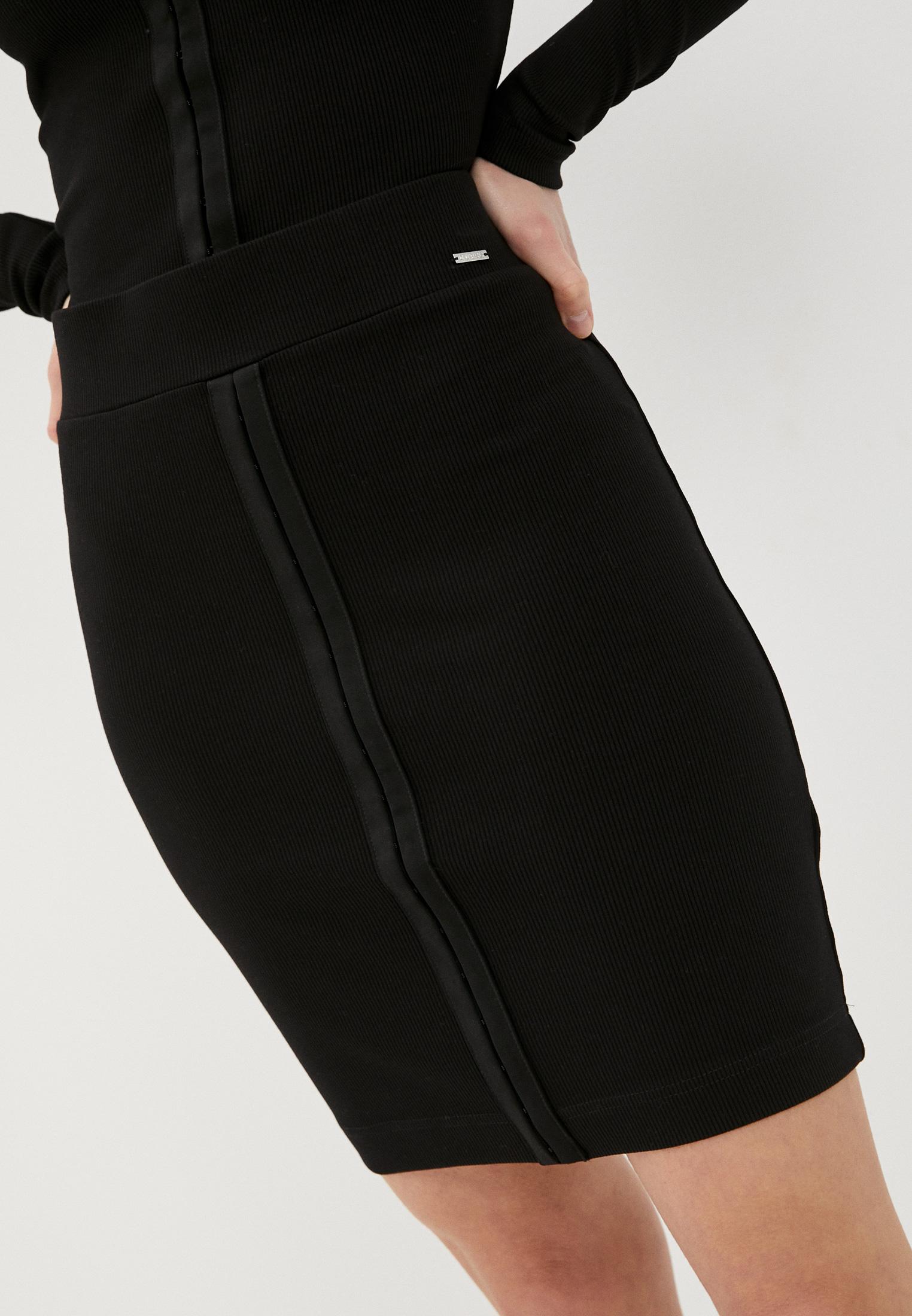 Узкая юбка Guess Jeans W1RD04 K8RT2