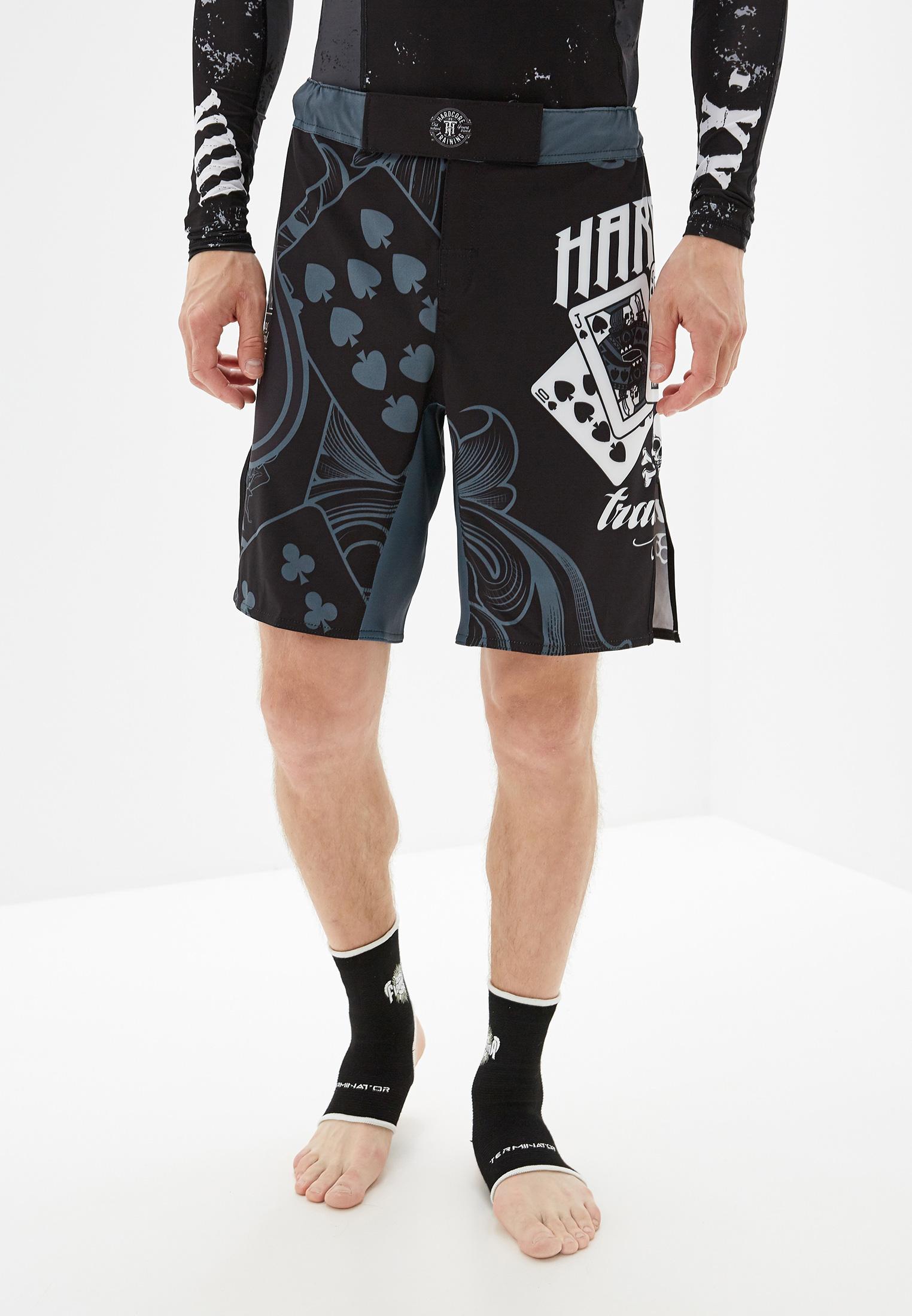 Мужские спортивные шорты Hardcore Training hctshorts072