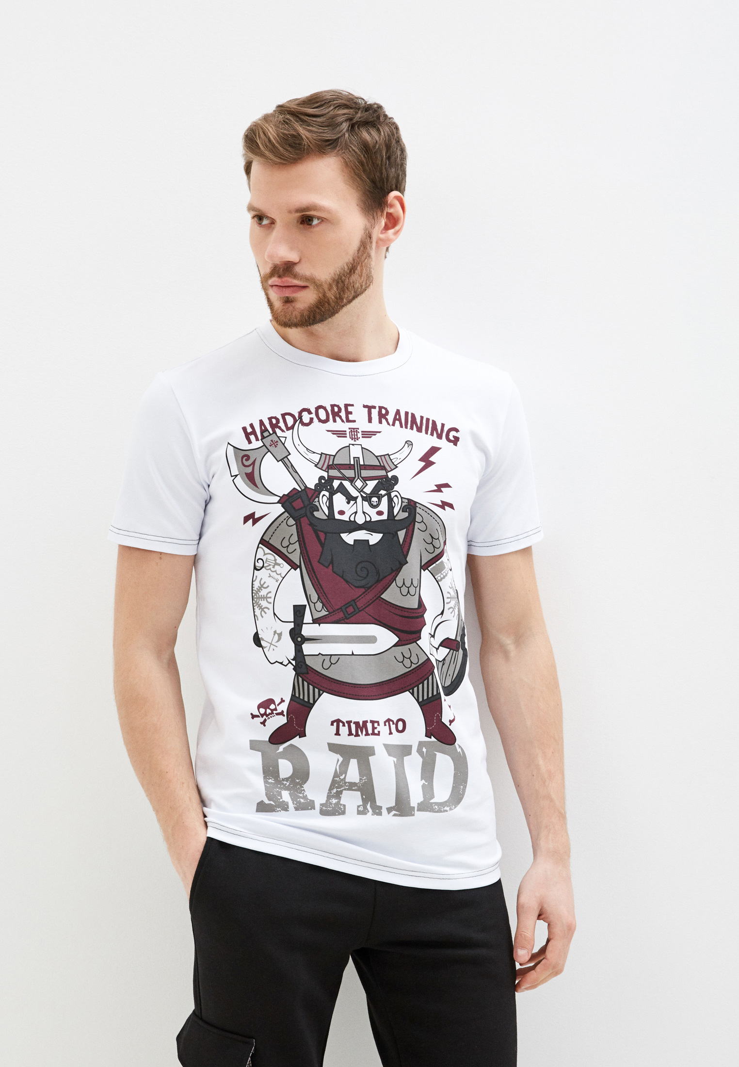 Футболка Hardcore Training hctshirt0290