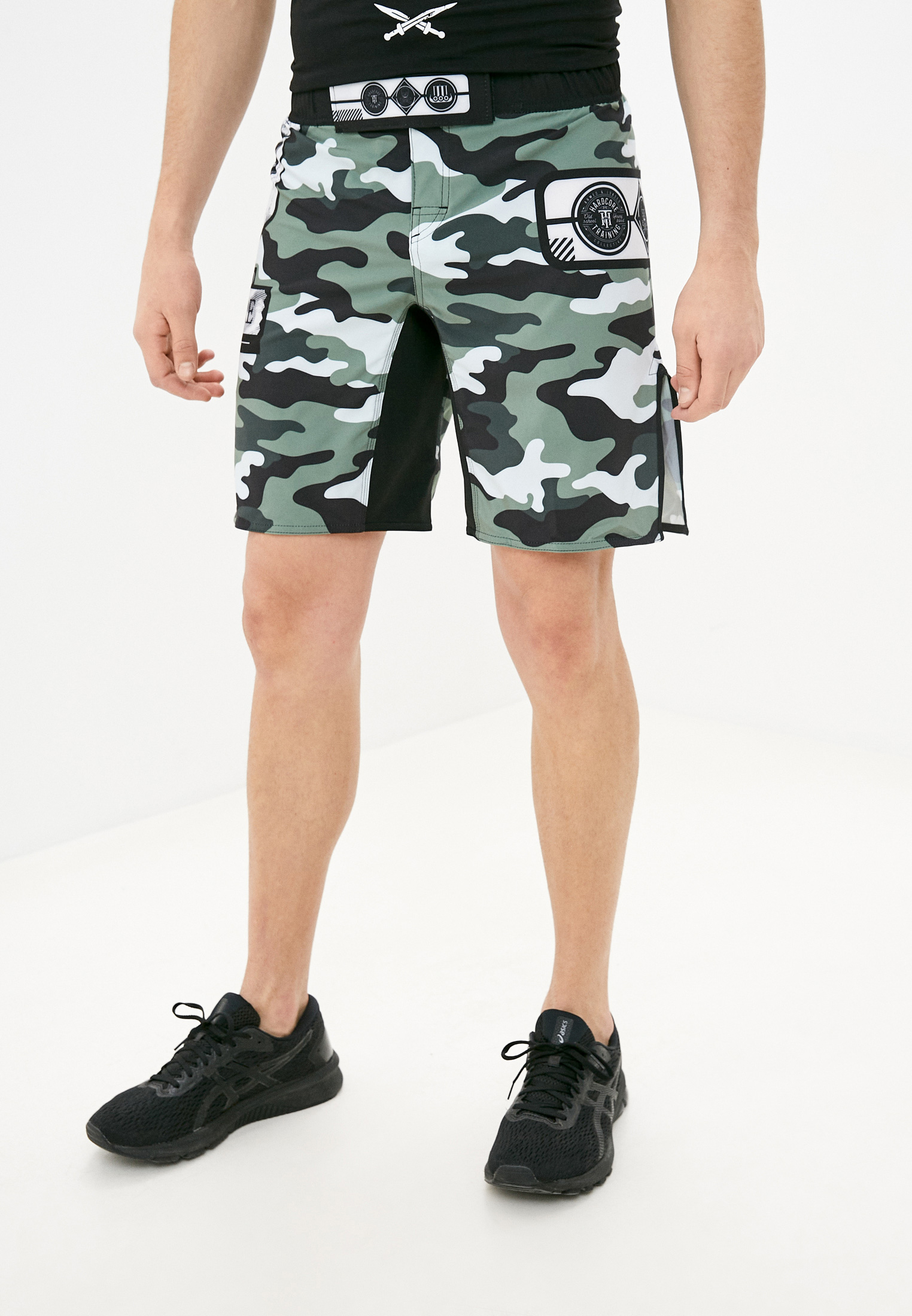 Мужские шорты Hardcore Training hctshorts0113
