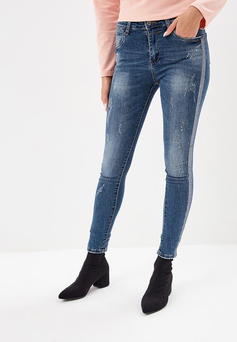 Зауженные джинсы Haily's GU-5020