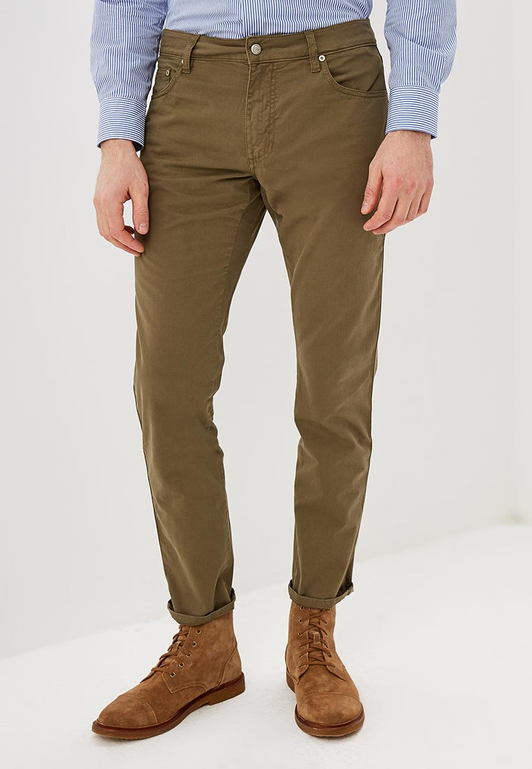 Мужские прямые брюки Hackett London HM211750R: изображение 1