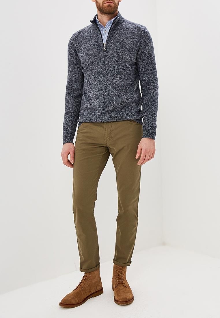 Мужские прямые брюки Hackett London HM211750R: изображение 2