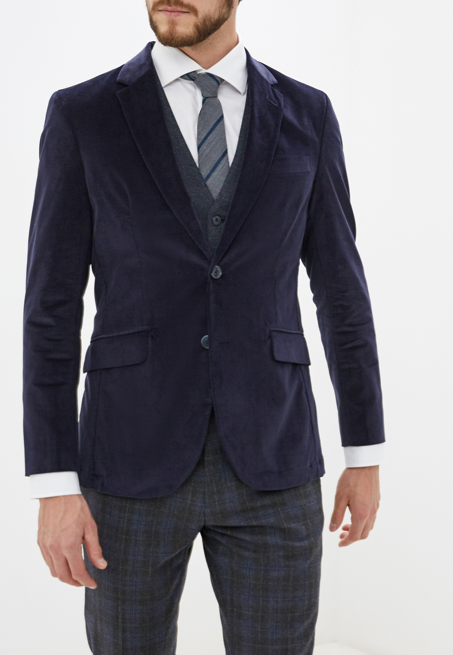 Пиджак Hackett London HM442685R