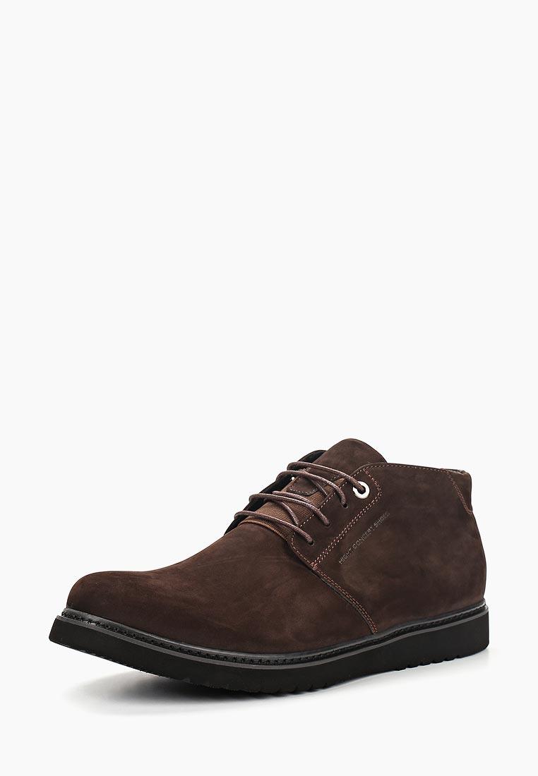 Мужские ботинки HCS (ХКС) 8HS.UR73485.W