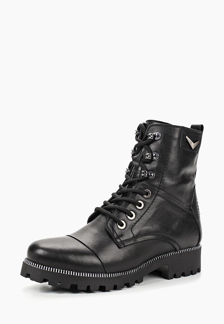 Женские ботинки HCS 8HS.RR73897.W