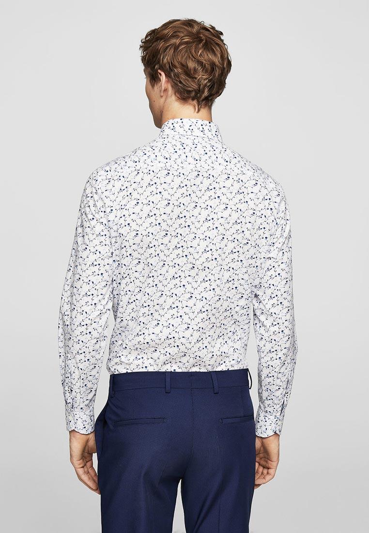 Рубашка с длинным рукавом Mango Man 23075623: изображение 2