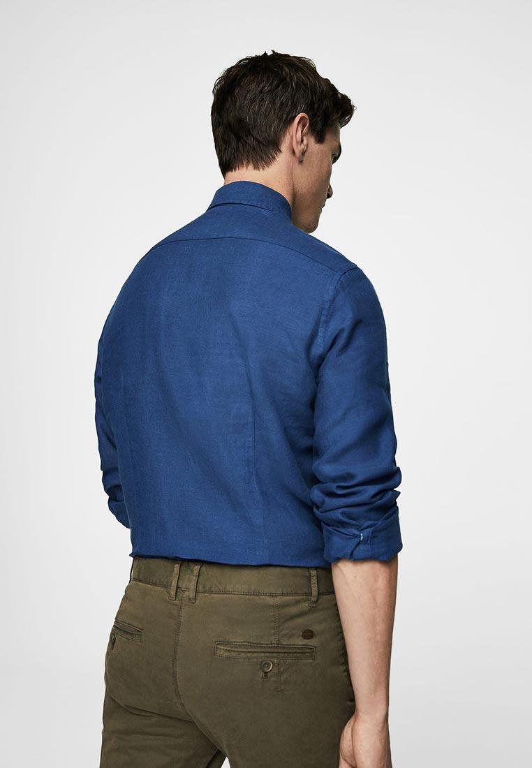 Рубашка с длинным рукавом Mango Man 23097678: изображение 2