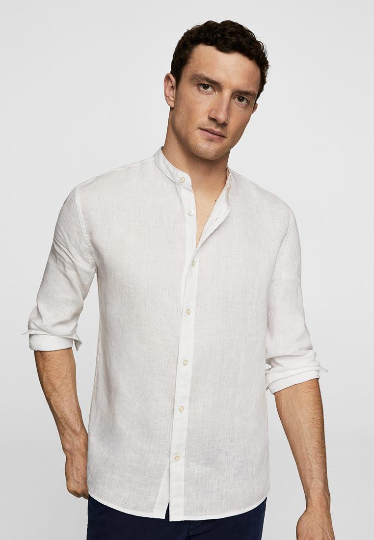 Рубашка с длинным рукавом Mango Man 23037684: изображение 3
