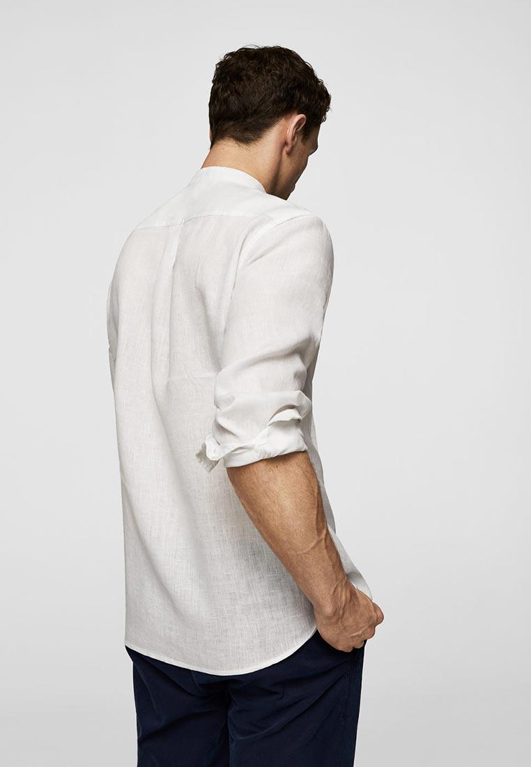 Рубашка с длинным рукавом Mango Man 23037684: изображение 4