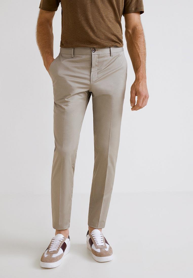 Мужские повседневные брюки Mango Man 33020542